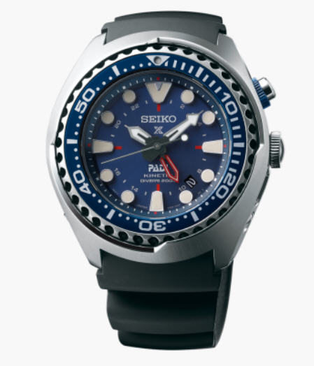 Seiko Prospex Kinetic Diver SUN065K1 PADI Version